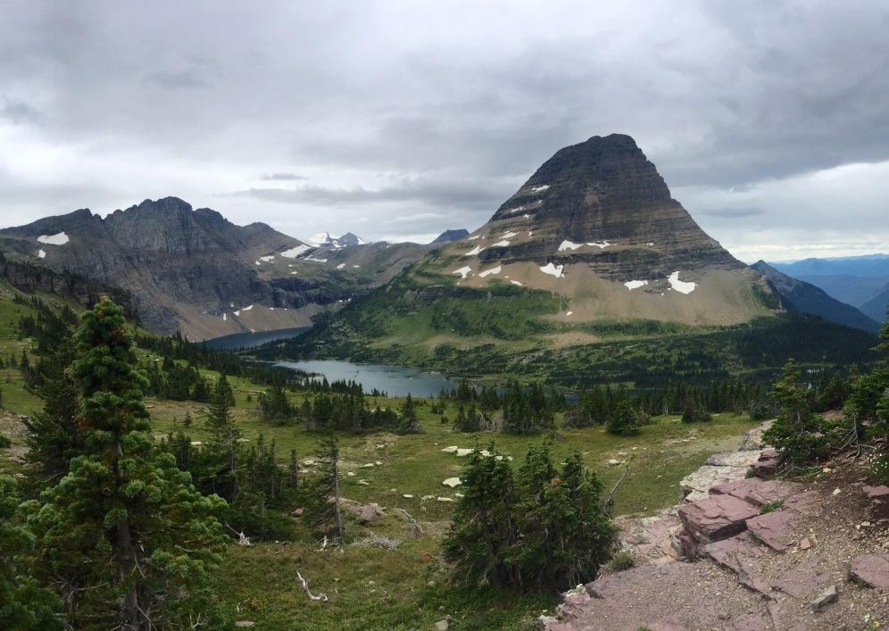 Hidden Lake Overlook