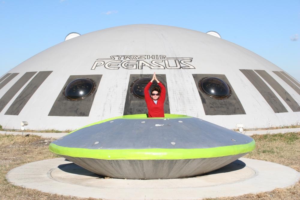 Starship Pegasus 006